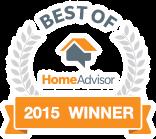 Home Advisor Best Of 2015 | Elemental Design Corp